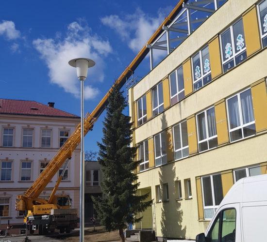 Základní škola Vratislavice nad Nisou – zajištění kapacity