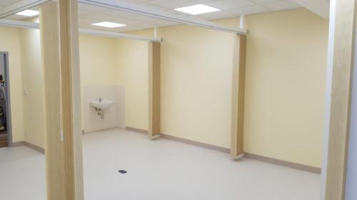 Přístavba pro magnetickou rezonanci k objektu PIO v nemocnici Liberec - Galerie