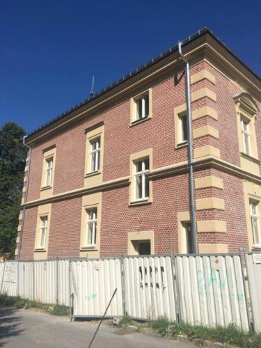 Rekonstrukce a stavební úpravy Ruské vily - Galerie