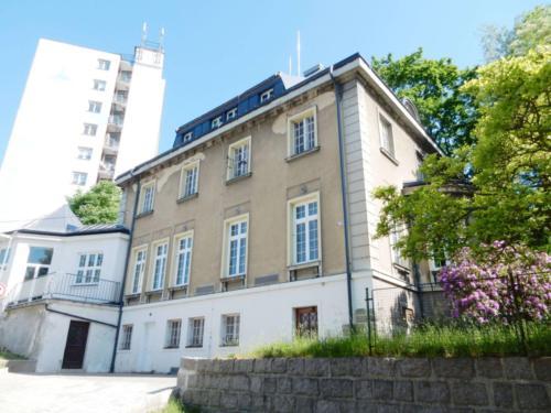 Rekonstrukce budovy záchranné služby Liberec - Galerie