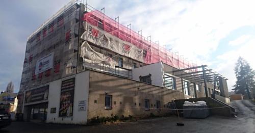 Projekt Hanychovská - Galerie
