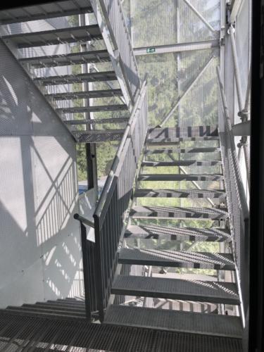 vnější schodiště 1