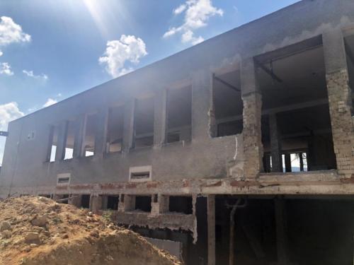 vybourání oken a úprava otvorů