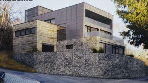 Vilový dům Na Skřivanech
